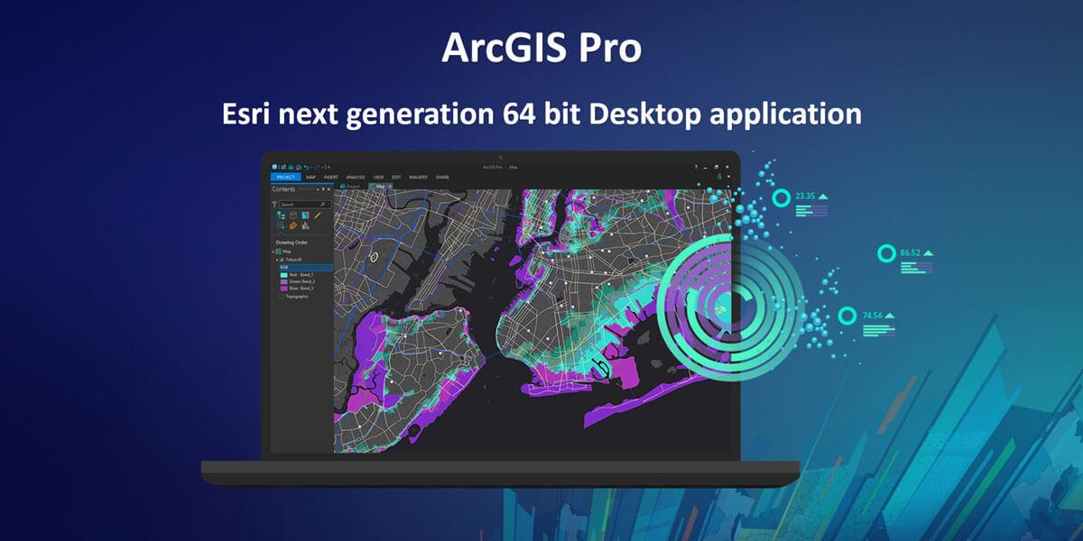 Δηλώστε συμμετοχή στο εκπαιδευτικό σεμινάριο για το ArcGIS Pro