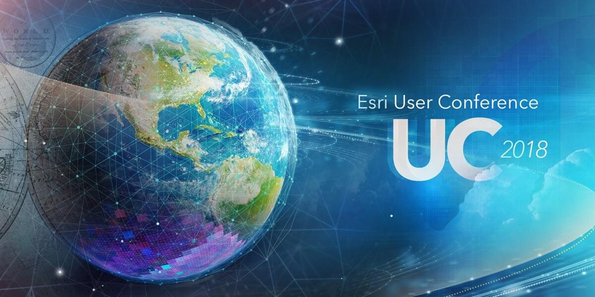 Παγκόσμιο Συνέδριο Χρηστών της Esri (Esri UC2018)