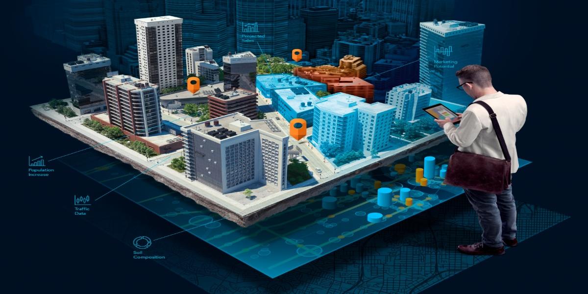 Ανακαλύψτε την αξία της τεχνολογίας Location Intelligence