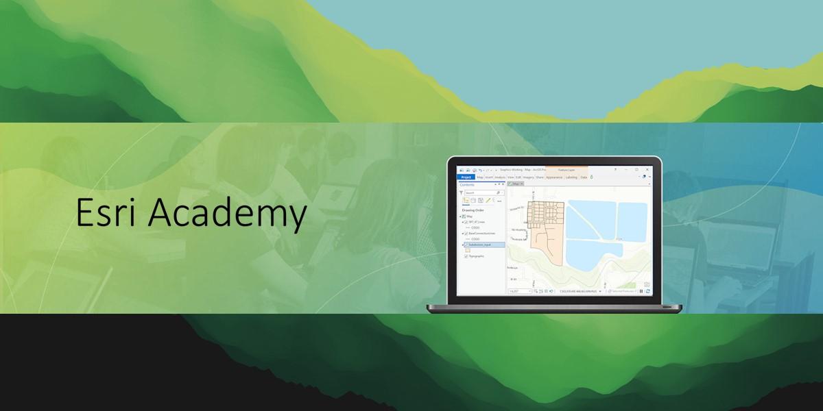 Εκπαιδευτική Πλατφόρμα Esri Academy